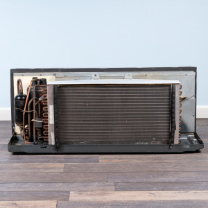 Image 6 of 15k BTU Reworked Gold-rated Amana PTAC Unit with Heat Pump - 265/277V, 15A