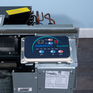 Image 4 of 7k BTU Reworked Gold-rated IslandAire PTAC Unit with Heat Pump - 208/230V, 20A, NEMA 6-20