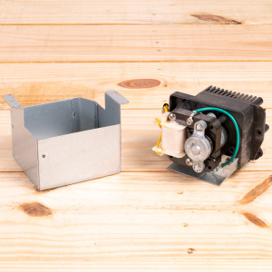 Image 2 of New GE Condensate Drain Motor For PTAC Units (WP94X10217)