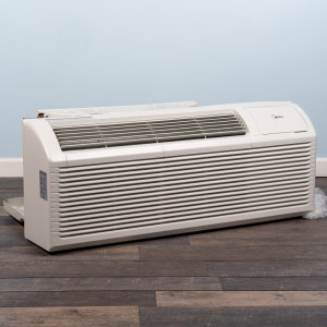 Image 3 of 9k BTU New Midea PTAC Unit with Heat Pump - 208/230V, 20A, NEMA 6-20 (MP09HMB82)