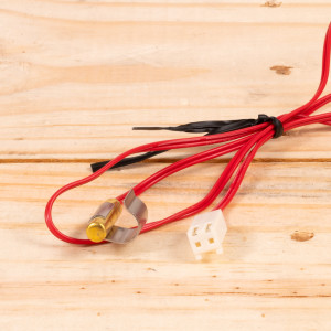 Image 2 of New Amana Thermistor For PTAC Units (20295707)