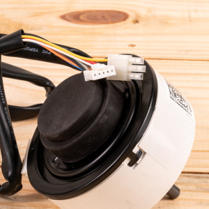 Image 3 of New Amana Indoor Motor For PTAC Units (0131P00029S )