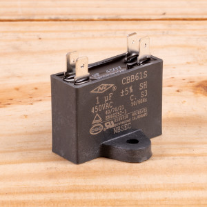 Image 2 of Capacitor - NEW - Fan - 69700449 - Friedrich - 1