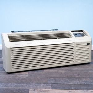 Image 3 of 12k BTU Reworked Gold-rated PTAC Unit with Heat Pump - 208/230V, 20A, NEMA 6-20