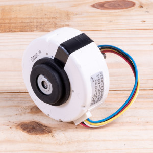 Image 1 of New GE Indoor Motor For PTAC Units (WP94X10306)
