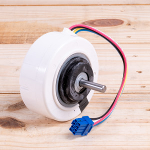Image 3 of New GE Indoor Motor For PTAC Units (WP94X10306)