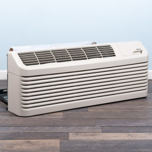 Image 3 of 12k BTU New Amana PTAC Unit with Resistive Electric Heat Only - 265/277V, 30A, NEMA 7-30 (PTC124G50AXXX)