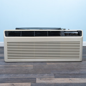 Image 1 of 12k BTU Reworked Gold-rated PTAC Unit with Heat Pump - 208/230V, 30A, NEMA 6-30