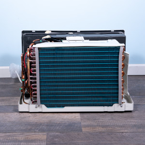 """Image 5 of TTW Unit - 9k Gree 26"""" Air Conditioner With Integral Heat Pump and 1.5 kW Resistive Electric Heat"""
