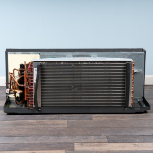 Image 6 of 9k BTU Reworked Platinum-rated Amana PTAC Unit with Resistive Electric Heat Only - 208/230V, 20A, NEMA 6-20