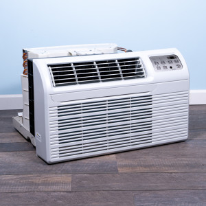 """Image 4 of TTW Unit - 9k Gree 26"""" 208v Air Conditioner With Resistive Electric Heat"""