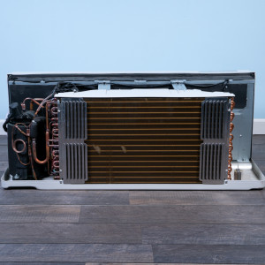 Image 6 of 9k BTU Reworked Platinum-rated Midea PTAC Unit with Heat Pump - 265/277V, 20A