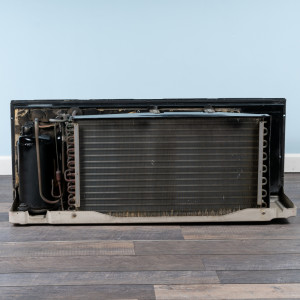 Image 6 of 12k BTU Reworked Gold-rated GE PTAC Unit with Resistive Electric Heat Only - 265/277V, 20A, NEMA 7-20