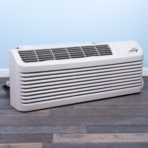 Image 2 of 15k BTU Reworked Platinum-rated Amana PTAC Unit with Heat Pump - 208/230V 30A