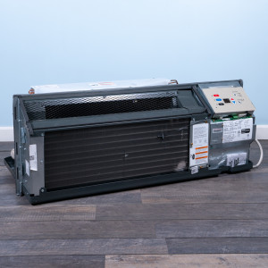 Image 4 of 15k BTU Reworked Platinum-rated Amana PTAC Unit with Heat Pump - 208/230V 30A