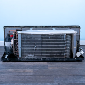 Image 6 of 7k BTU Reworked Gold-rated GE PTAC Unit with Heat Pump - 208/230V, 20A, NEMA 6-20