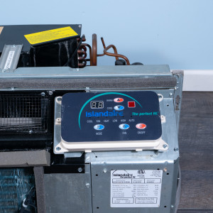 Image 4 of 12k BTU Reworked Gold-rated IslandAire PTAC Unit with Heat Pump - 265/277V, 20A, NEMA 7-20