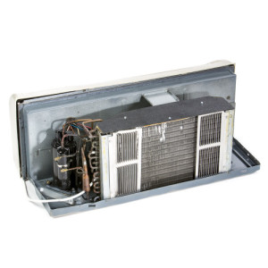 Image 2 of 9k BTU New Trane PTAC Unit with Resistive Electric Heat Only - 265/277V (TR9KEH265KN)