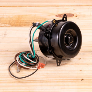 Image 2 of New Amana Outdoor Motor For PTAC Units (0131P00014SP)