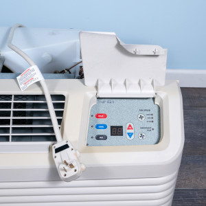 Image 2 of 12k BTU Reworked Gold-rated PTAC Unit with Heat Pump - 208/230V, 30A, NEMA 6-30