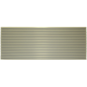 Image 1 of New Amana Grille For PTAC Units (AGK01TB)