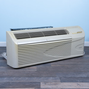 Image 2 of 15k BTU Reworked Gold-rated Premaire PTAC Unit with Heat Pump - 265/277V 20A