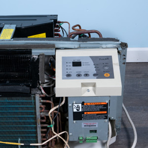 Image 3 of 15k BTU Reworked Gold-rated Premaire PTAC Unit with Heat Pump - 265/277V 20A