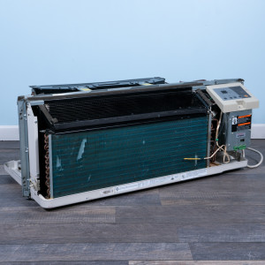 Image 4 of 15k BTU Reworked Gold-rated Premaire PTAC Unit with Heat Pump - 265/277V 20A