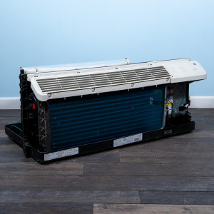 Image 5 of 7k BTU Reworked Platinum-rated GE PTAC Unit with Heat Pump - 208/230V, 20A, NEMA 6-20
