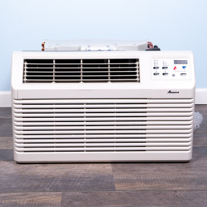Image 1 of New Amana 11,000 BTU TTW Air Conditioner 230V 20A with Digital Controls with Heat Pump