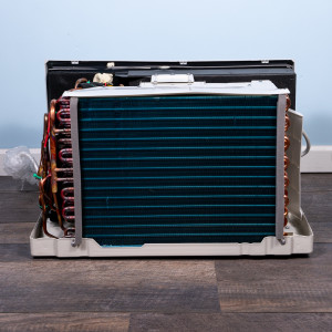 "Image 5 of TTW Unit - 9k Gree 26"" Air Conditioner With Integral Heat Pump and Resistive Electric Heat"