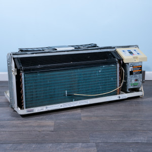Image 5 of 9k BTU Reworked Gold-rated Carrier PTAC Unit with Resistive Electric Heat Only - 208/230V, 20A, NEMA 6-20
