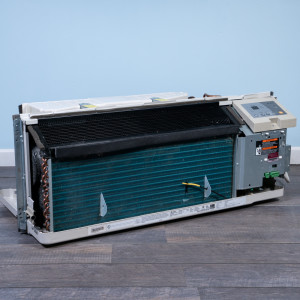 Image 5 of 12k BTU Reworked Platinum-rated Gree PTAC Unit with Resistive Electric Heat Only - 208/230V, 20A, NEMA 6-20