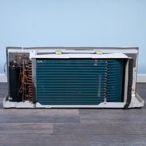 Image 6 of 12k BTU Reworked Platinum-rated Gree PTAC Unit with Resistive Electric Heat Only - 208/230V, 20A, NEMA 6-20