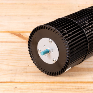 Image 2 of New GE Blower Fan For PTAC Units (WP73X20970)