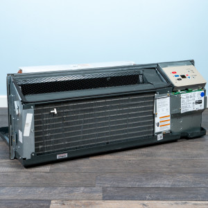 Image 3 of 9k BTU Reworked Platinum-rated Amana PTAC Unit with Heat Pump - 208/230V, 15A