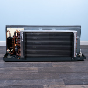 Image 5 of 9k BTU Reworked Platinum-rated Amana PTAC Unit with Resistive Electric Heat Only - 265/277V 20A