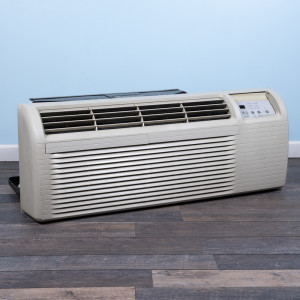 Image 3 of 12k BTU Reworked Gold-rated GE PTAC Unit with Heat Pump - 208/230V, 20A, NEMA 6-20