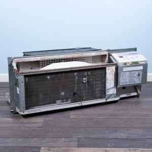 Image 5 of 12k BTU Reworked Gold-rated PTAC Unit with Resistive Electric Heat - 265/277V, 20A, NEMA 7-20
