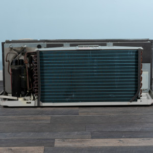 Image 6 of 12k BTU Reworked Gold-rated Trane PTAC Unit with Heat Pump - 265/277V, 20A, NEMA 7-20