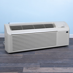 Image 3 of 12k BTU Reworked Gold-rated Gree PTAC Unit with Resistive Electric Heat Only - 208/230V, 20A, NEMA 6-20