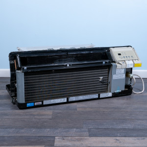 Image 4 of 9k BTU Reworked Gold-rated GE PTAC Unit with Resistive Electric Heat Only - 265/277V 15A