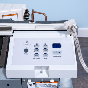 Image 3 of 12k BTU Reworked Gold-rated Friedrich PTAC Unit with Resistive Electric Heat Only - 265/277V, 20A, NEMA 7-20