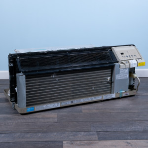 Image 5 of 9k BTU Reworked Gold-rated GE PTAC Unit with Resistive Electric Heat Only - 265/277V, 15A