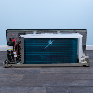 Image 6 of 9k BTU Reworked Gold-rated GE PTAC Unit with Resistive Electric Heat Only - 265/277V, 15A