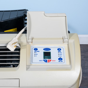 Image 2 of 12k BTU Reworked Gold-rated Carrier PTAC Unit with Resistive Electric Heat - 208/230V 20AMP