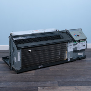 Image 4 of 15k BTU Reworked Gold-rated Amana PTAC Unit with Heat Pump - 265/277V 20AMP