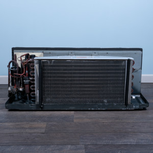 Image 5 of 15k BTU Reworked Gold-rated Amana PTAC Unit with Heat Pump - 265/277V 20AMP