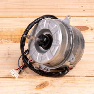Image 3 of New GE Outdoor Motor For PTAC Units (WP94X10233)
