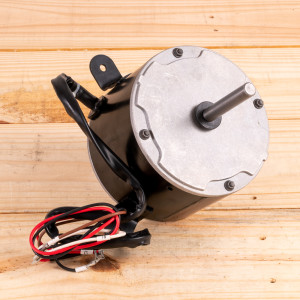 Image 3 of New Amana Condenser Motor For PTAC Units (0131P00000S)